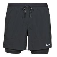 Oblačila Moški Kratke hlače & Bermuda Nike DF FLX STRD 2IN1 SHRT 5IN Črna