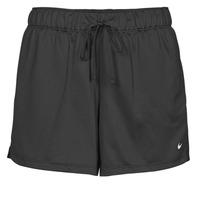 Oblačila Ženske Kratke hlače & Bermuda Nike DF ATTACK SHRT Črna / Bela