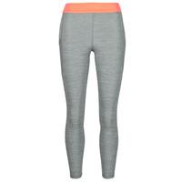 Oblačila Ženske Pajkice Nike NIKE PRO TIGHT 7/8 FEMME NVLTY PP2 Siva / Oranžna / Bela