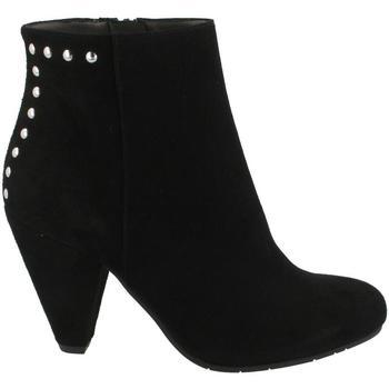 Čevlji  Ženske Gležnjarji She - He  Negro