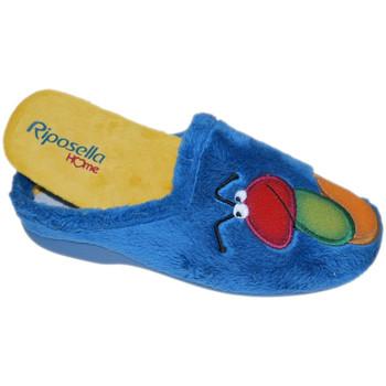 Čevlji  Ženske Nogavice Riposella RIP4593avio blu