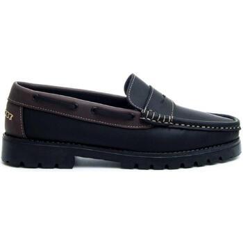 Čevlji  Moški Mokasini Montevita 68078 BLACK