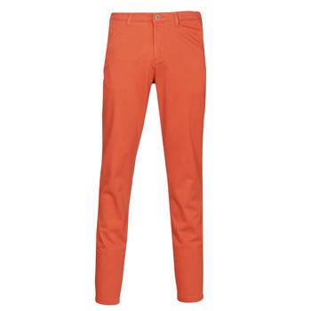 Oblačila Moški Hlače Chino / Carrot Jack & Jones JJIMARCO Rdeča