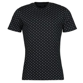 Oblačila Moški Majice s kratkimi rokavi Jack & Jones JJMINIMAL Modra