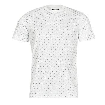 Oblačila Moški Majice s kratkimi rokavi Jack & Jones JJMINIMAL Bela