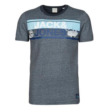 Oblačila Moški Majice s kratkimi rokavi Jack & Jones JCONICCO Modra