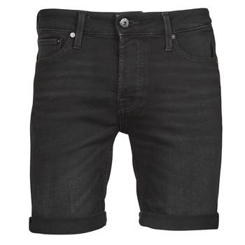Oblačila Moški Kratke hlače & Bermuda Jack & Jones JJIRICK Črna
