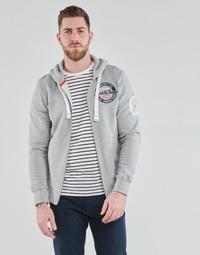 Oblačila Moški Puloverji Jack & Jones JJRAMING Siva