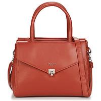 Torbice Ženske Ročne torbice David Jones 6506-2 Cognac