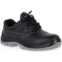 Čevlji  Moški Čevlji Derby U Power SIMPLE S3 SRC Nero