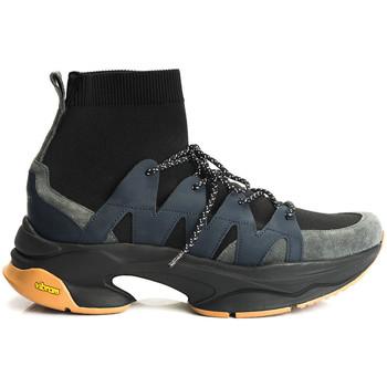 Čevlji  Moški Visoke superge Cerruti 1881  Modra