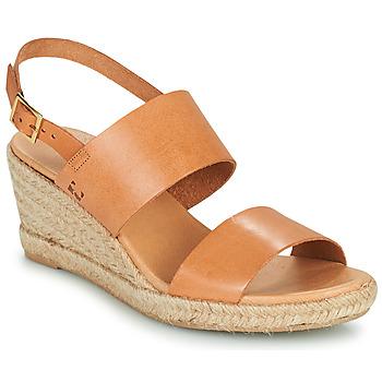Čevlji  Ženske Sandali & Odprti čevlji Dream in Green OLEM Tan