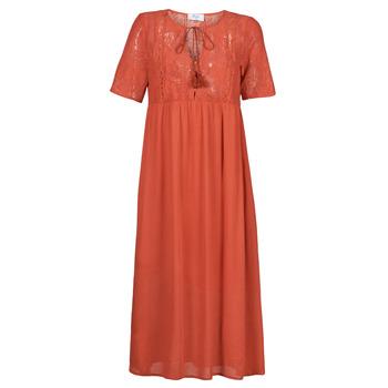 Oblačila Ženske Dolge obleke Betty London ORVILLE Rouille
