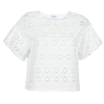 Oblačila Ženske Topi & Bluze Betty London OCHERIE Bela