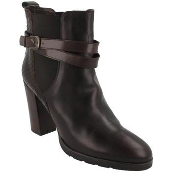 Čevlji  Ženske Gležnjarji Belset  Marrón