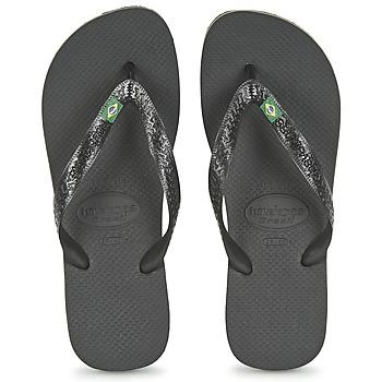 Čevlji  Japonke Havaianas BRASIL Črna