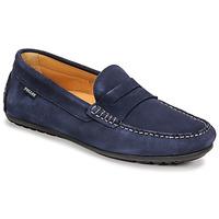 Čevlji  Moški Mokasini Christian Pellet Cador Modra