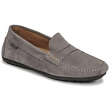 Čevlji  Moški Mokasini Christian Pellet Cador Siva