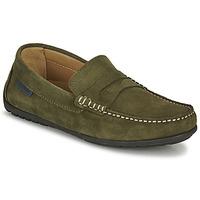 Čevlji  Moški Mokasini Pellet Cador Kaki