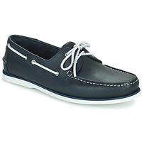 Čevlji  Moški Mokasini & Jadralni čevlji Pellet Vendée Modra