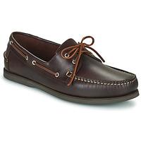 Čevlji  Moški Mokasini & Jadralni čevlji Pellet Vendée Kostanjeva