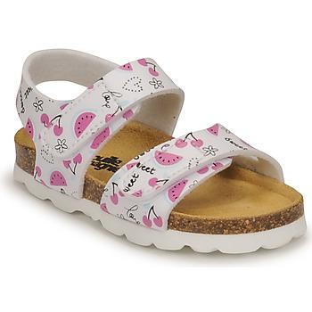 Čevlji  Deklice Sandali & Odprti čevlji Citrouille et Compagnie BELLI JOE Ovocná svěží