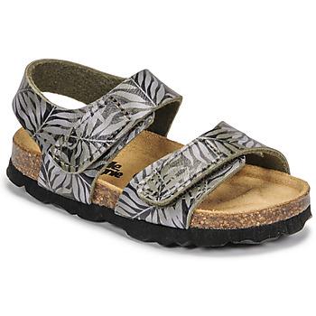 Čevlji  Otroci Sandali & Odprti čevlji Citrouille et Compagnie BELLI JOE Kaki