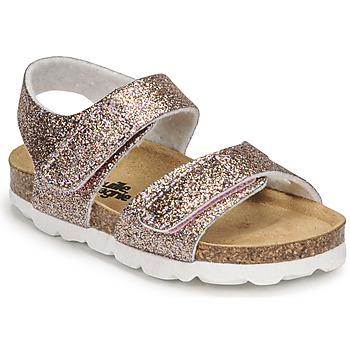 Čevlji  Deklice Sandali & Odprti čevlji Citrouille et Compagnie BELLI JOE Večbarvna