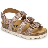 Čevlji  Deklice Sandali & Odprti čevlji Citrouille et Compagnie OLIA Večbarvna