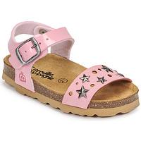 Čevlji  Deklice Sandali & Odprti čevlji Citrouille et Compagnie IHITO Rožnata
