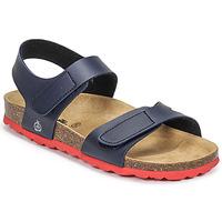 Čevlji  Dečki Sandali & Odprti čevlji Citrouille et Compagnie BELLI JOE Rdeča