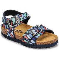 Čevlji  Dečki Sandali & Odprti čevlji Citrouille et Compagnie RELUNE Večbarvna