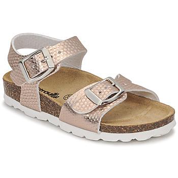 Čevlji  Deklice Sandali & Odprti čevlji Citrouille et Compagnie RELUNE Bronze