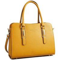 Torbice Ženske Ročne torbice Christian Laurier LYS jaune