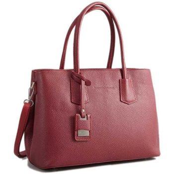Torbice Ženske Nakupovalne torbe Christian Laurier PIA rouge