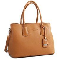 Torbice Ženske Nakupovalne torbe Christian Laurier PIA camel