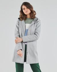 Oblačila Ženske Plašči Only ONLSIRI Siva