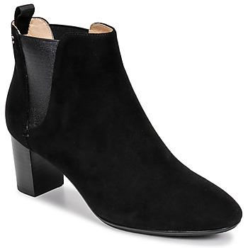Čevlji  Ženske Gležnjarji JB Martin ABRIEL Črna
