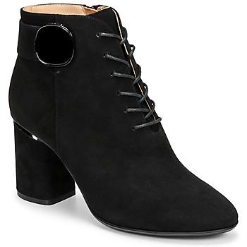 Čevlji  Ženske Gležnjarji JB Martin VIGGY Črna