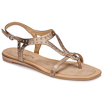 Čevlji  Ženske Sandali & Odprti čevlji JB Martin ALANIS Stone