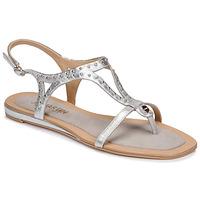 Čevlji  Ženske Sandali & Odprti čevlji JB Martin ALANIS Silver