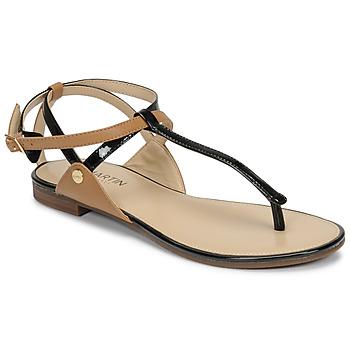 Čevlji  Ženske Sandali & Odprti čevlji JB Martin GENIE Črna