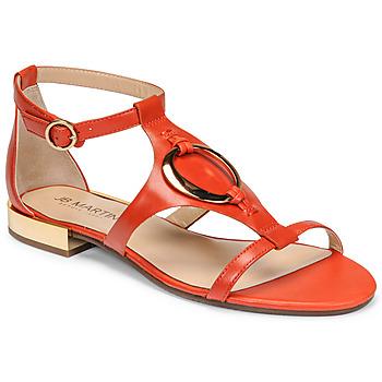 Čevlji  Ženske Sandali & Odprti čevlji JB Martin BOCCIA Papaye