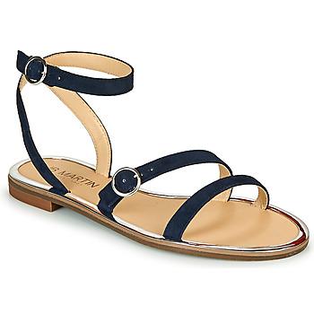 Čevlji  Ženske Sandali & Odprti čevlji JB Martin GILANA Modra