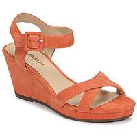 Čevlji  Ženske Sandali & Odprti čevlji JB Martin QUERIDA E20 Papaye