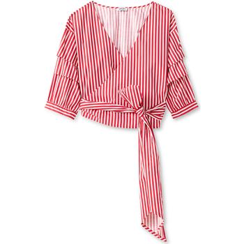Oblačila Ženske Topi & Bluze Liu Jo F19024T4037 Rdeča