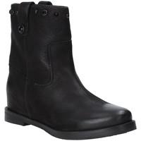 Čevlji  Ženske Gležnjarji Apepazza 9FRSB01 Črna