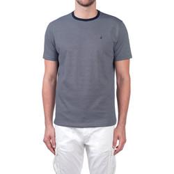 Oblačila Moški Majice s kratkimi rokavi Navigare NV70031 Modra