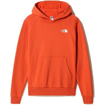 Oblačila Moški Puloverji The North Face NF0A2ZWU Oranžna