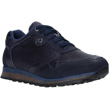 Čevlji  Moški Nizke superge Exton 340 Modra